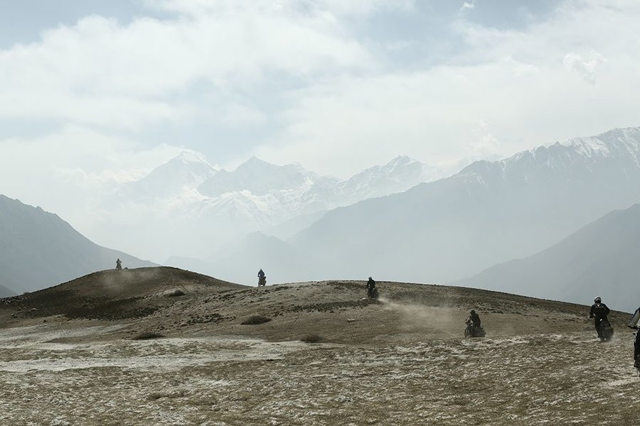 El reto del Annapurna - Tour