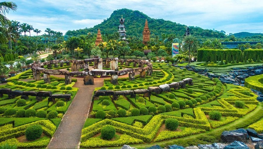 Nong Nooch Tropical Garden - Tour