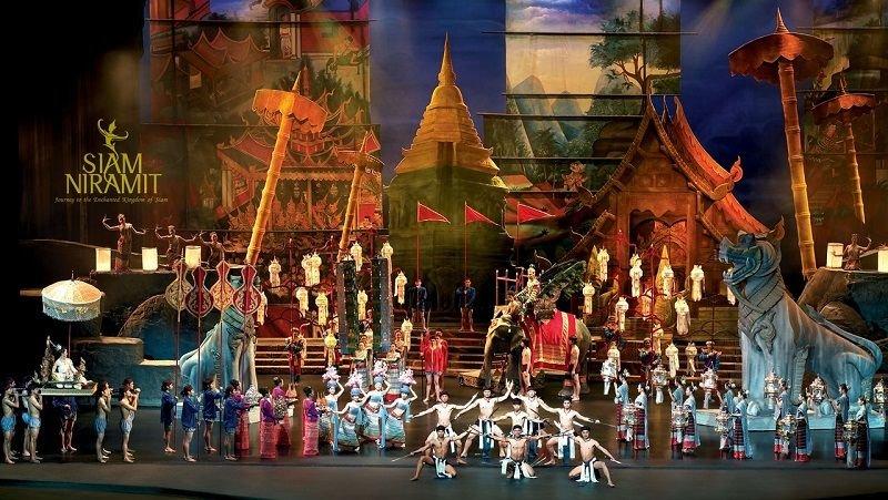 Siam Niramit Phuket (silver seat) (Ticket Only) - Tour