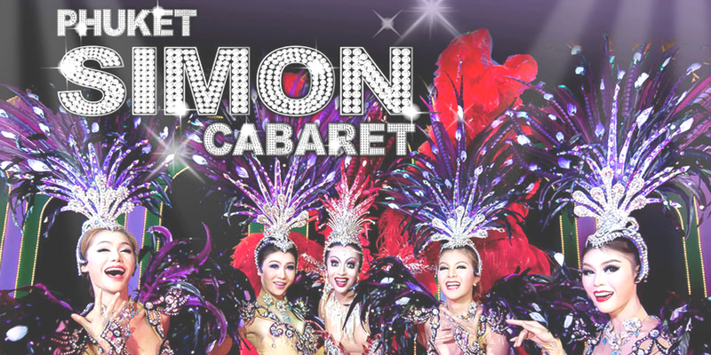 Phuket Simon Cabaret (Regular Seat) TICKET ONLY - Tour