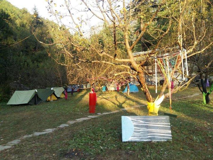 COSMOS Camps - Kasol - Tour