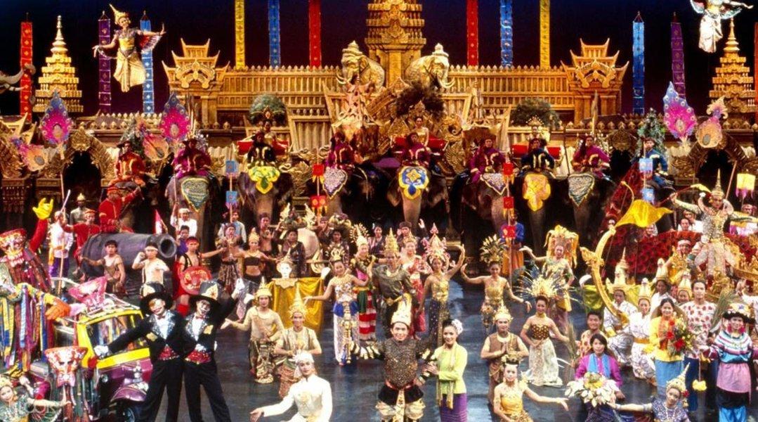 Phuket FantaSea  Normal Seat (TICKET ONLY) - Tour
