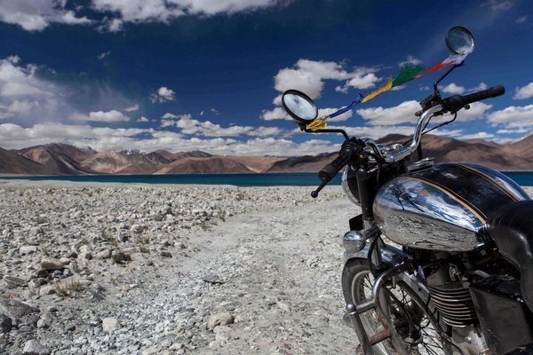 Ladakh Bike Hike - Tour