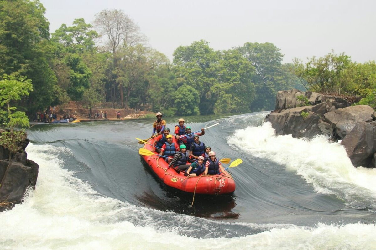 River Rafting - Collection