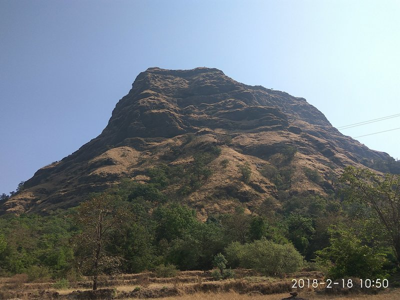 VRangers Night trek to Siddhgad near Murbad - Tour