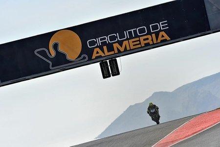 Rodada circuito de Almeria