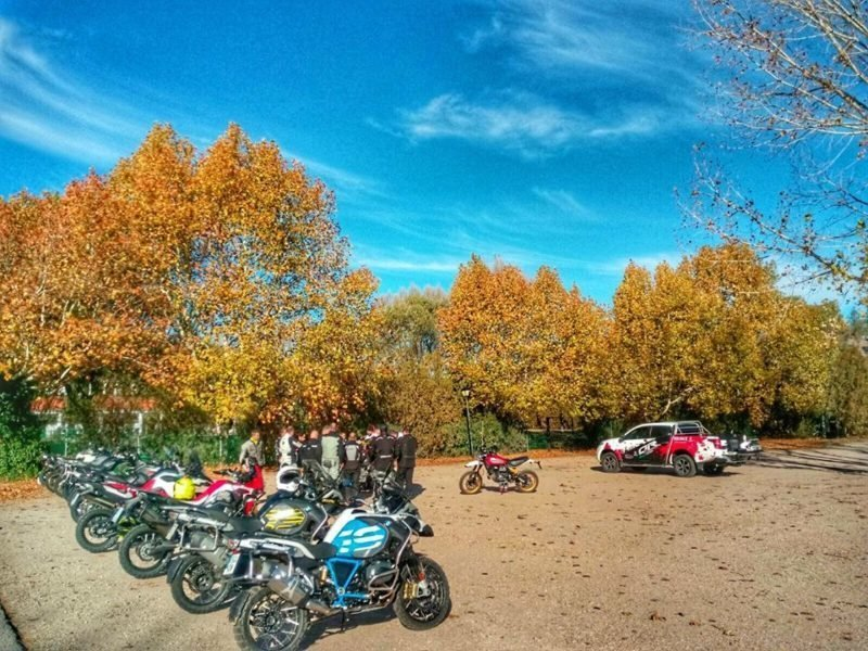 Curso iniciación Trail - Monegros - Tour