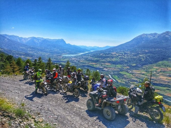 Via del Sale Offroad - Tour