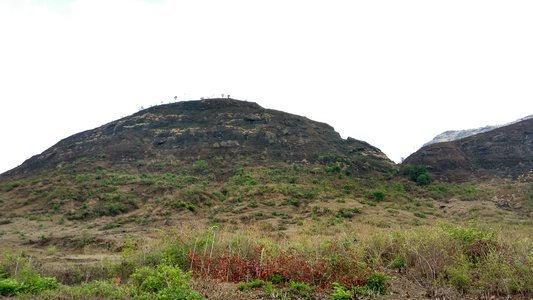 VRangers trek to Bhivgad Fort