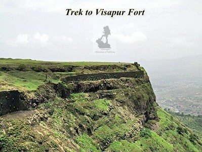VRangers one day trek to Visapur fort & Bhaje caves