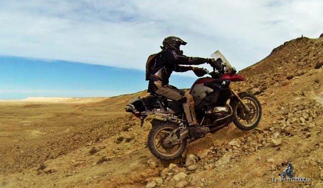 Le Petit Dakar - Tour