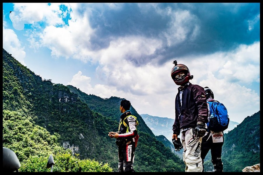 Norte de Vietnam BMW - Tour