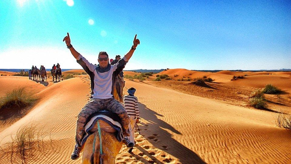 Limra Desert Camp,Jaisalmer - Tour