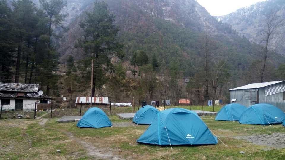 Parvati Woods, Kasol - Tour