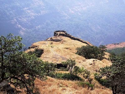 VRangers Overnight fireflies special Trek to Rajmachi via Lonavla