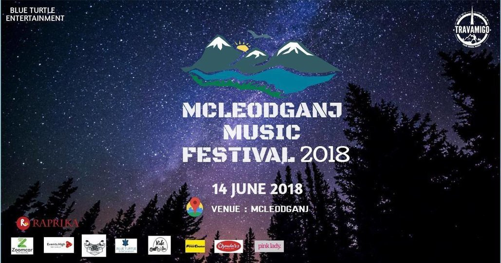 Mcleodganj Music Festival 2018 - Summer Party #MMF - Tour
