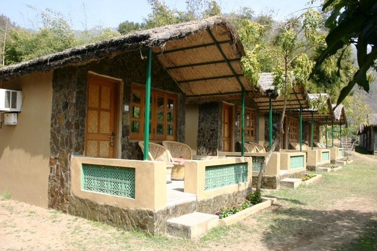 High Bank Himalayan Retreat, Rishikesh - Tour