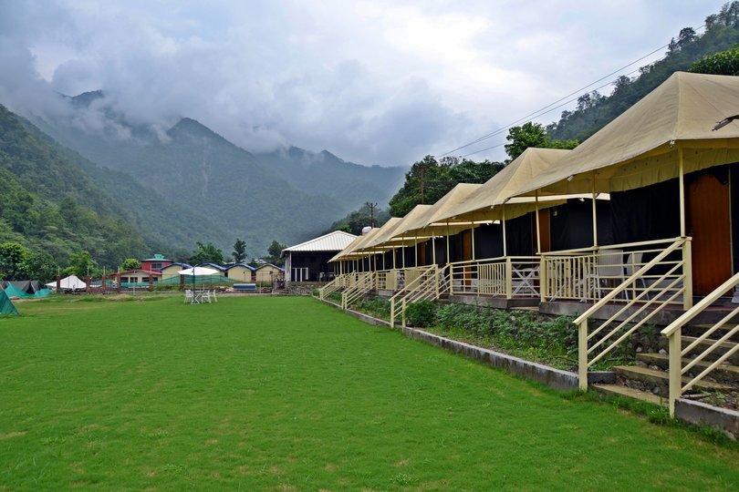 Nature's Valley Resorts, Rishikesh - Tour