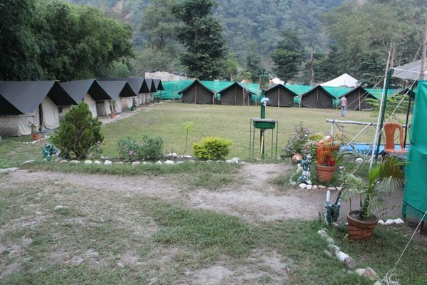 Shivpuri Riverside Camp - Tour
