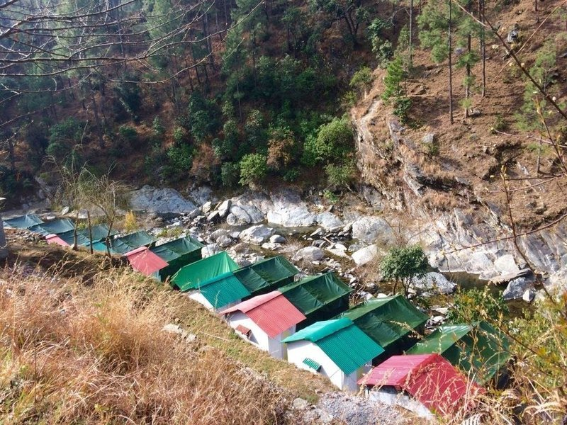 Camp Pine Riviera, Bhimtal - Tour