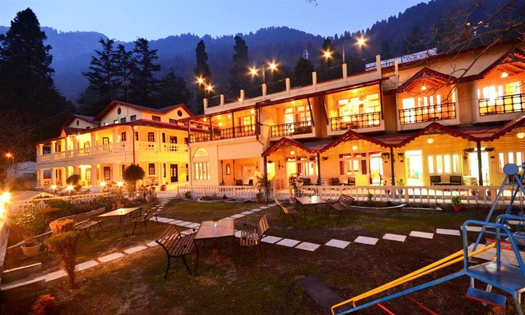 The Pavilion Hotel, Nainital - Tour