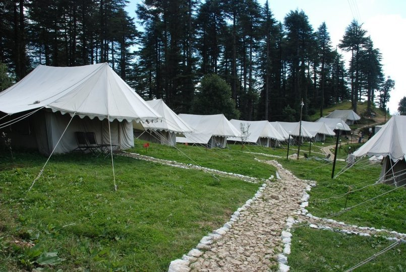 Camp Carnival, Kanatal - Tour