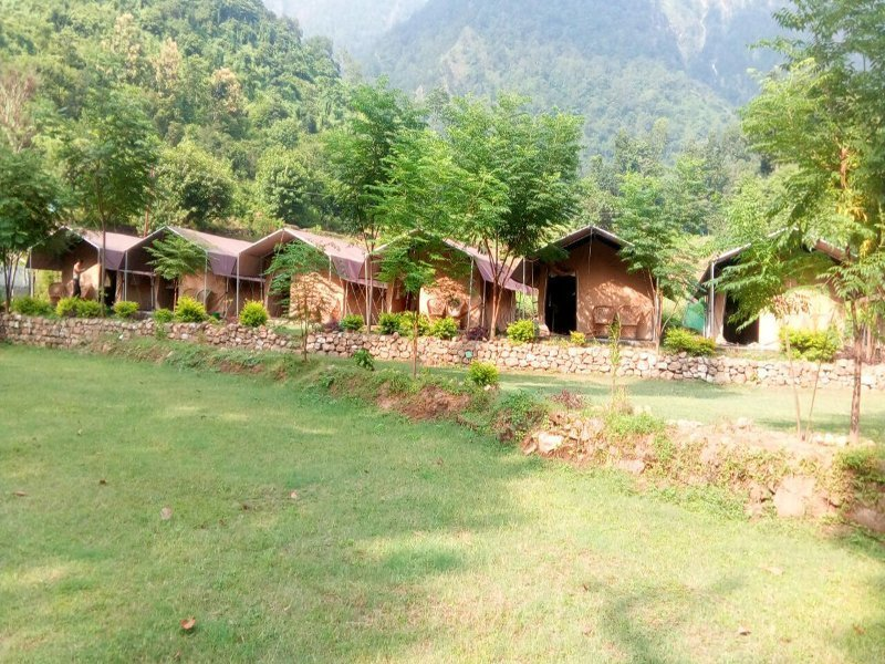 Byasi Forest Camp, Rishikesh - Tour