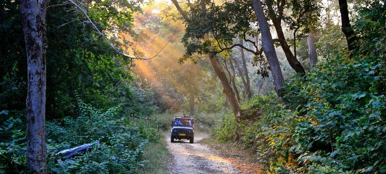 Corbett Jeep Safari Booking - Tour