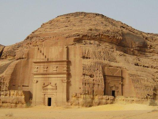 School Trip to Madain Saleh - Tour