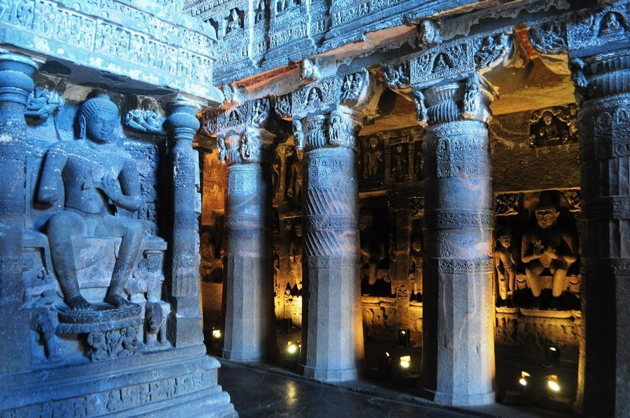 Ajanta & Ellora Caves - Tour