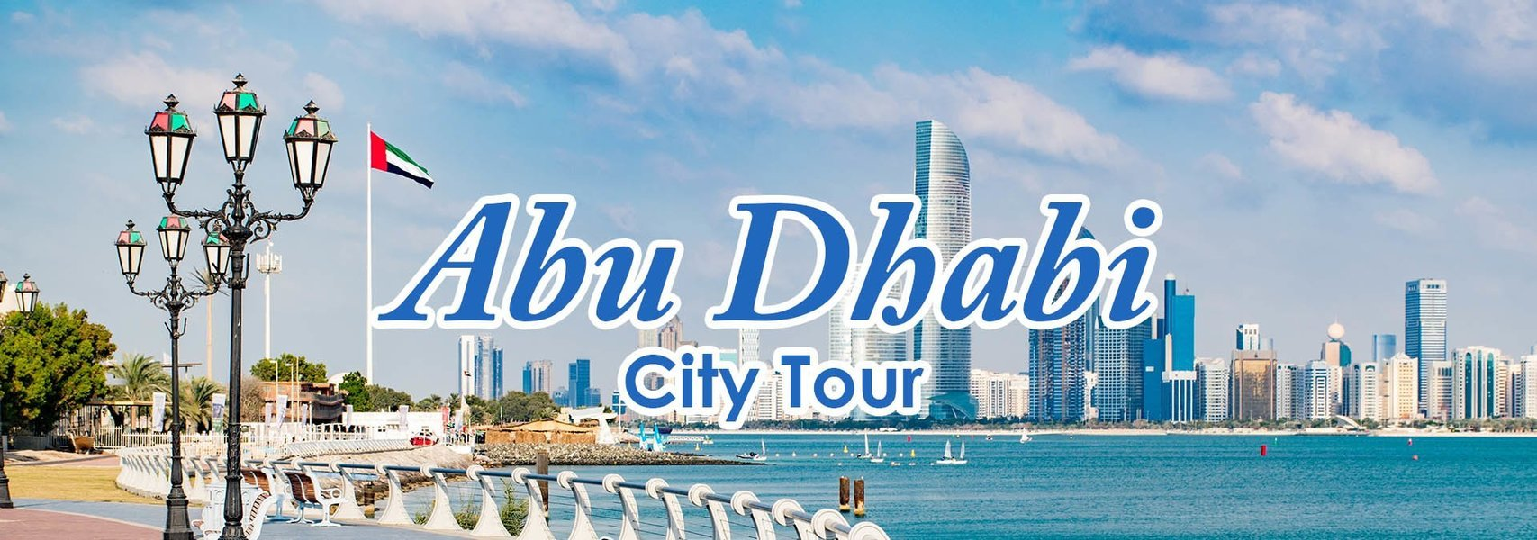 Abu Dhabi City Tour - Tour