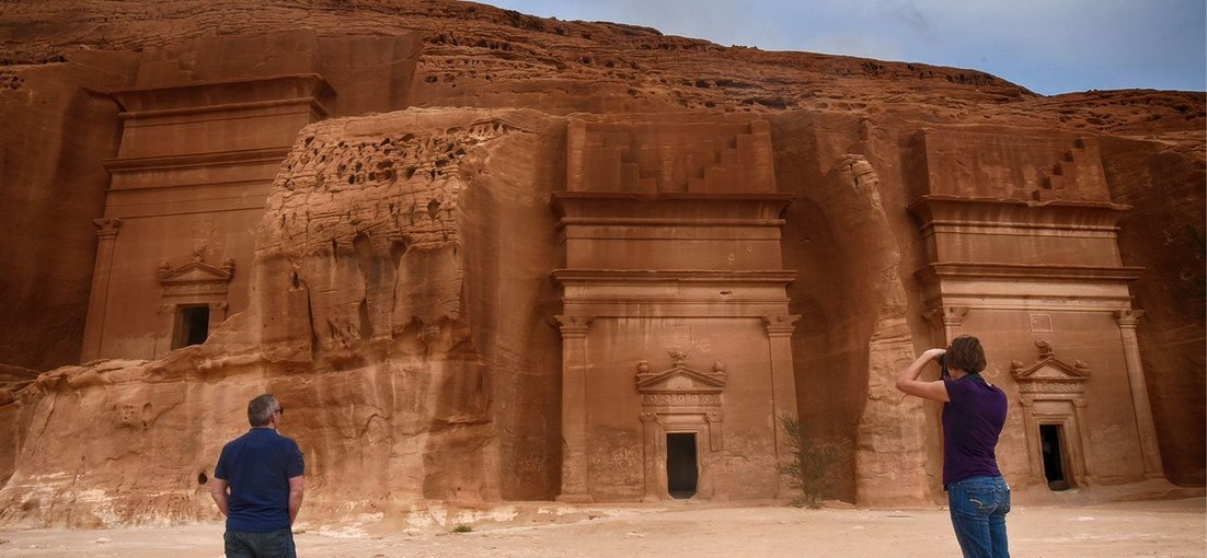 Madain Saleh - Tour