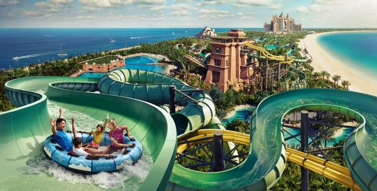 Atlantis Water Park - Tour