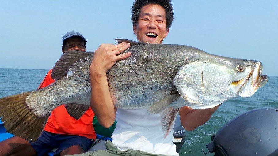 Goa-Fishing - Tour