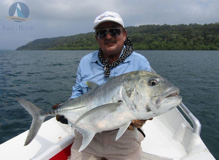India Boats Andaman Fishing - Tour