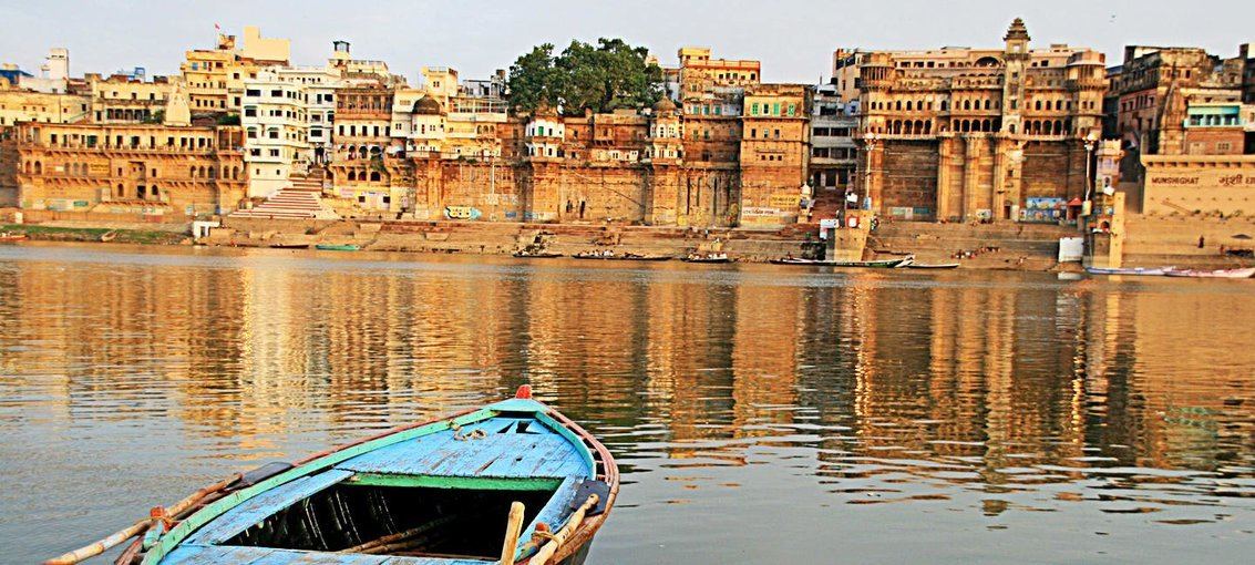 Golden Triangle with Varanasi - Tour