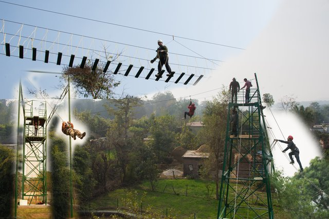 Adventure Activities in Jim Corbett - Collection