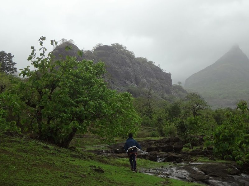 One day trek to Mrug gad - Tour