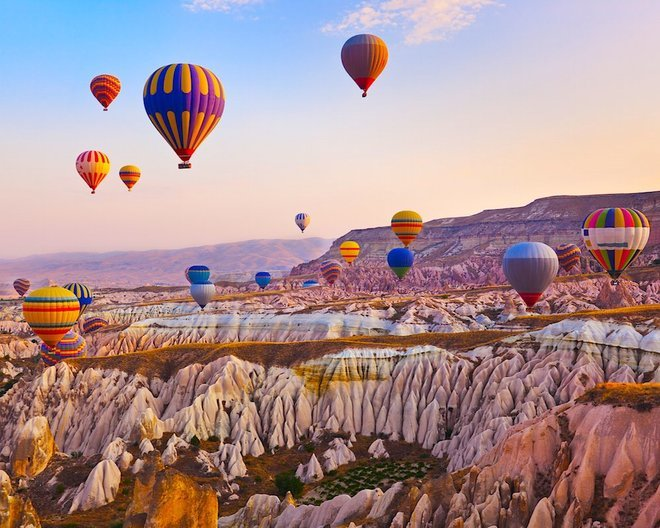 Turkey - Cappadocia - Collection