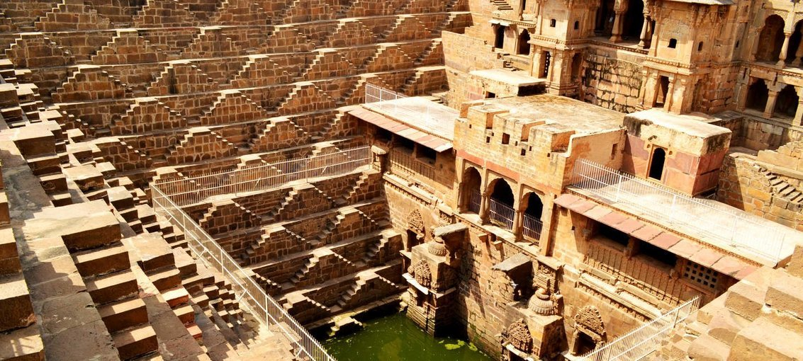 Jaipur to Abhaneri StepWell - Day Tour - Tour