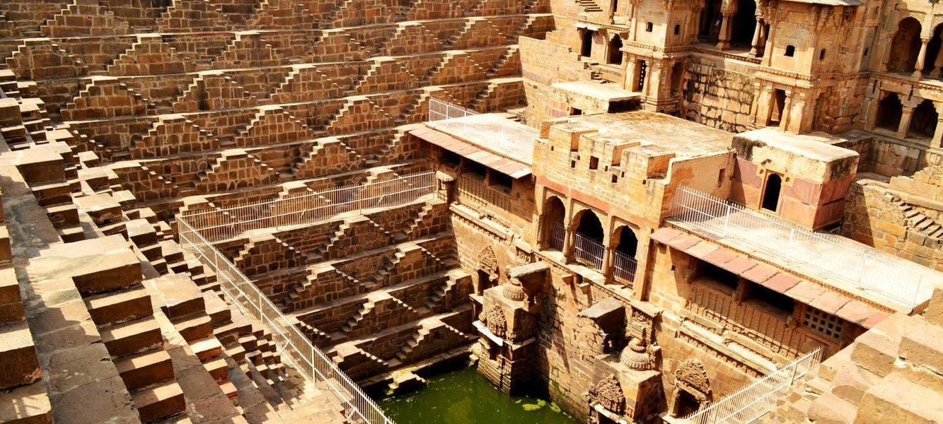 Jaipur to Abhaneri StepWell - Day Tour - Tour