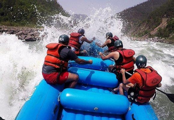 Kolad River Rafting (Without Transportation) - Tour