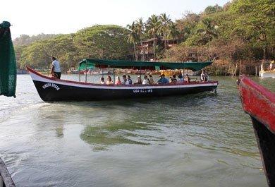 Atlantis Watersports Goa - Tour