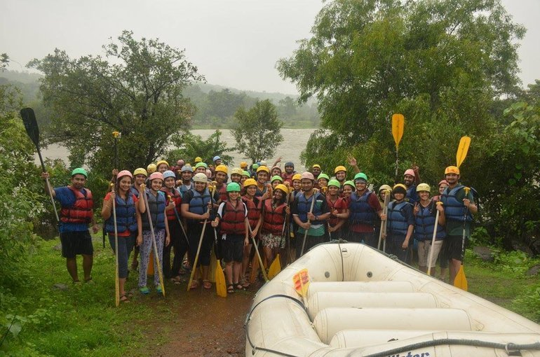 Kolad River Rafting, 1 Night / 2 Days (Without Transportation) - Tour