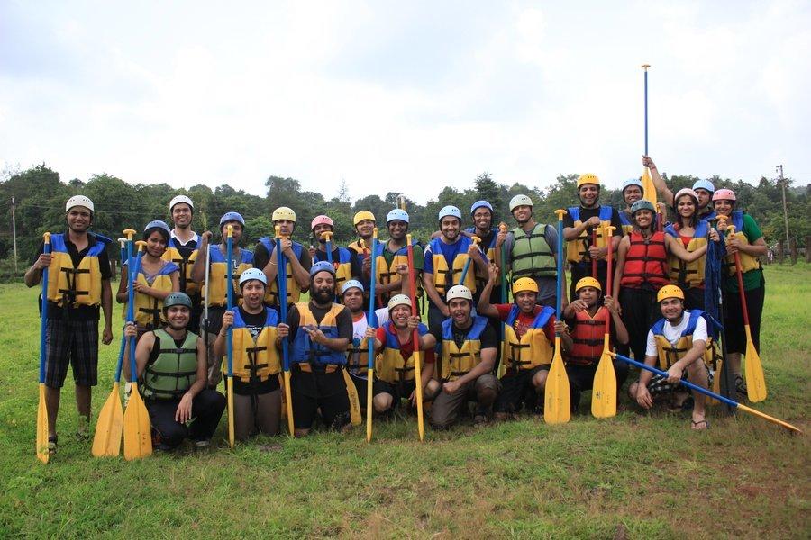 Weekends | Rafting + Lunch + Activities @ Kolad Adventure Centre - Tour