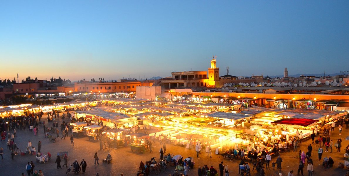 Marrakech City Tour - Tour