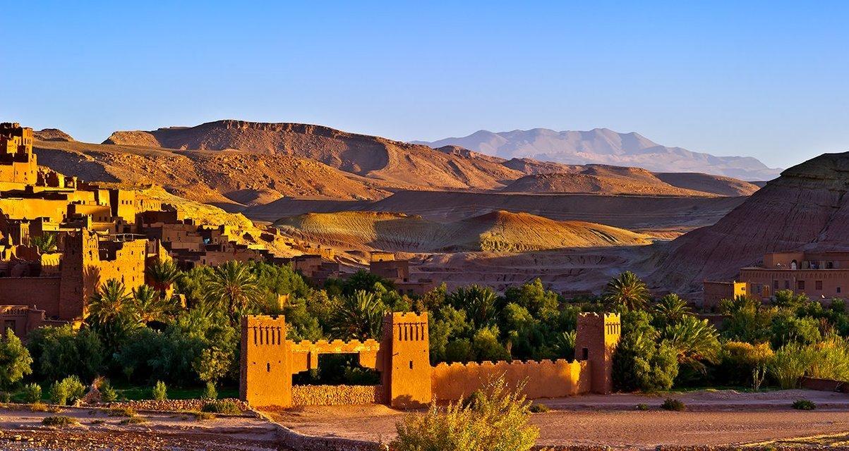 Ouarzazate & Ait Benhaddou Day Trip - Tour