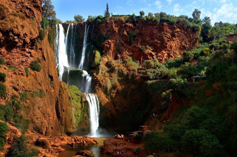 Ouzoud Waterfalls Excursion - Tour