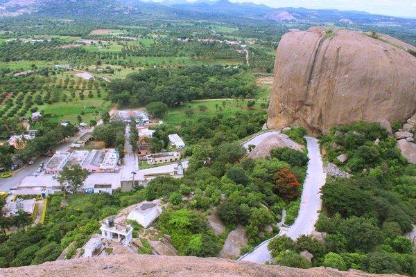 SRS Hills Ramanagara - Tour