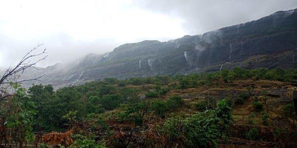 Harischandragad Monsoon Trek